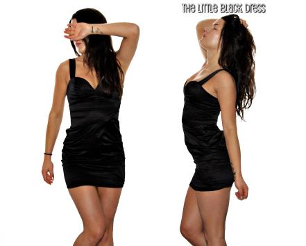 6e268c29b5f9 Jag har ganska många svarta klänningar, men ingen som har riktigt känts